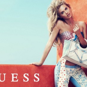 Guess Accessories Spring 2014 Ads by Pulmanns