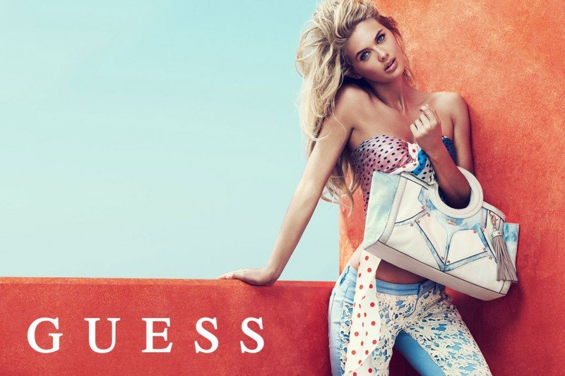 a7ff7a540e3 Guess Accessories Spring 2014 Ads by Pulmanns
