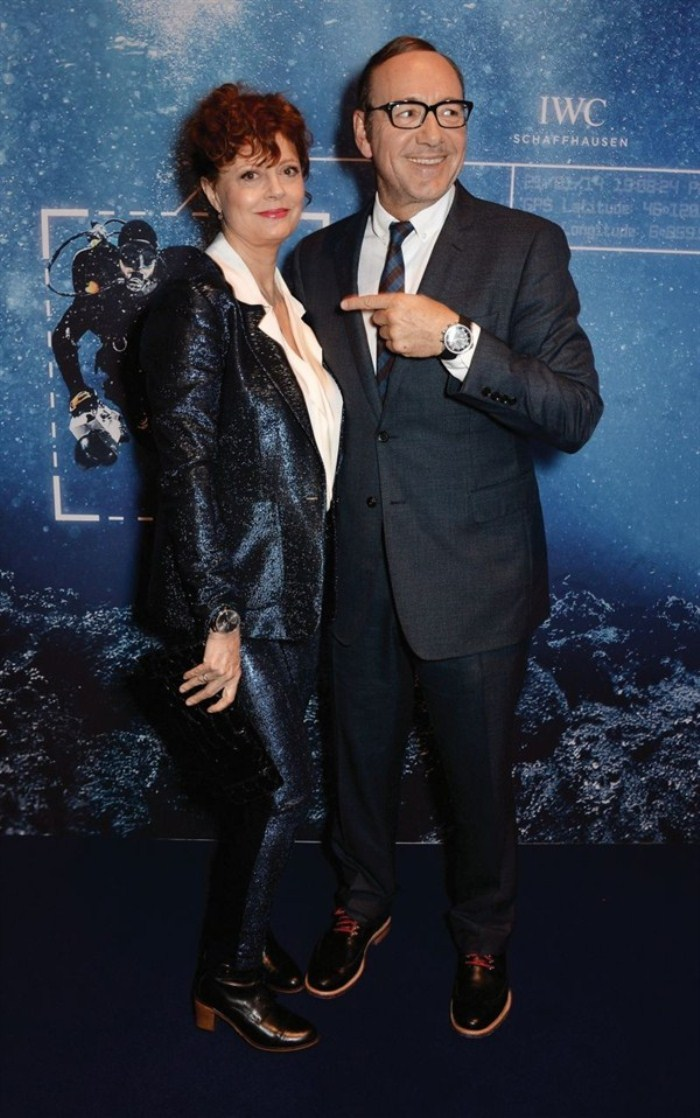 WTFSG-iwc-hosts-inside-the-wave-gala-evening-Susan-Sarandon-Kevin-Spacey