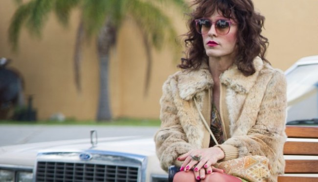 Jared Leto as Rayon in Jean-Marc Vall??e???s fact-based drama, DALLAS BUYERS CLUB, a Focus Features release. Photo Credit:  Anne Marie Fox / Focus Features