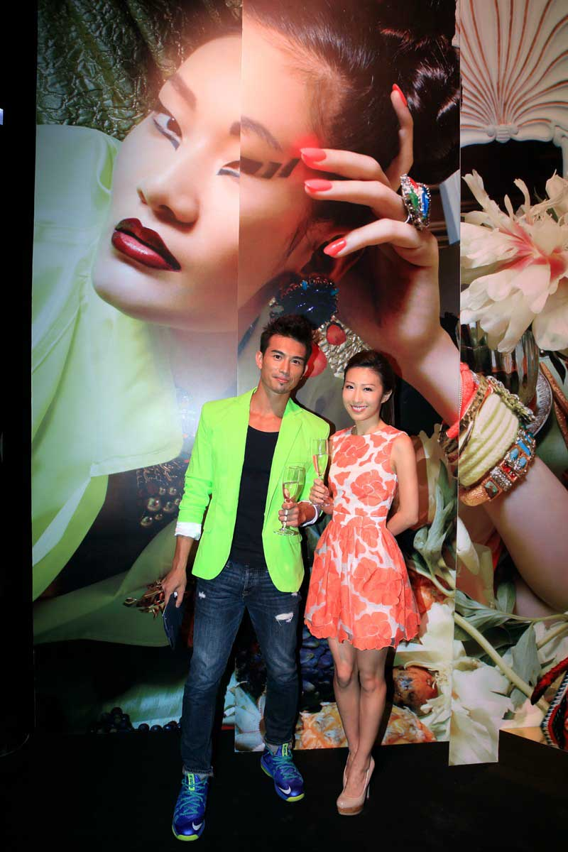 WTFSG-mac-fall-2013-collection-indulge-launch-party-artistree-Auwan-Ng-Natalie-Wong