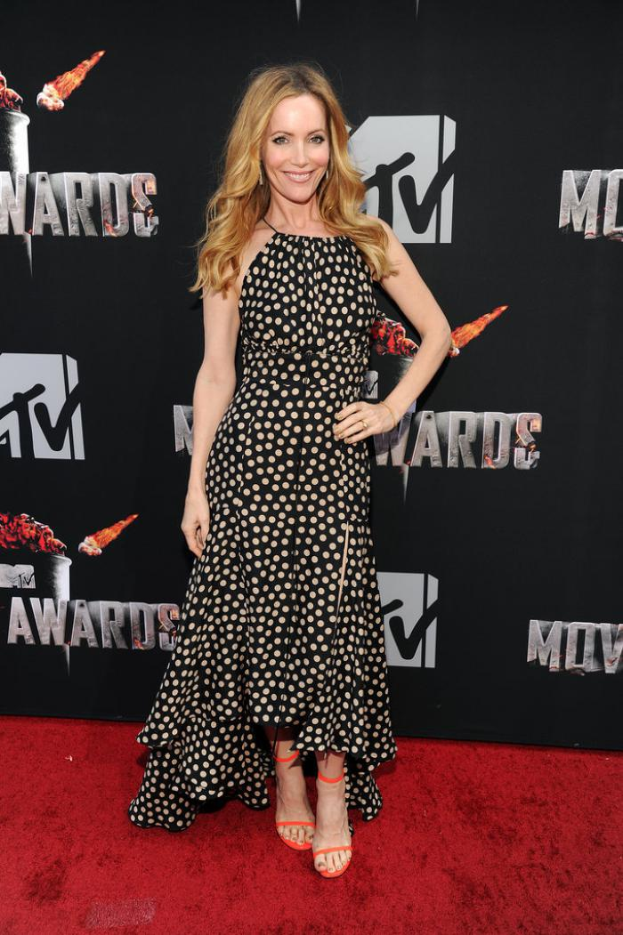 WTFSG-2014-mtv-movie-awards-red-carpet-Leslie-Mann