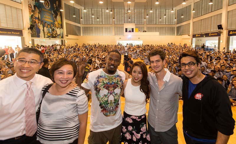 WTFSG-Andrew-Garfield-Spider-Man-Commonwealth-Secondary-School-Singapore-3
