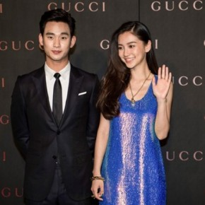 Gucci Flagship Boutique ReOpening at Shin Kong Place, China