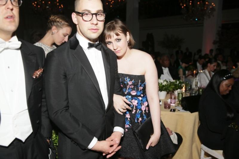 WTFSG-2014-met-gala-inside-party-Jack-Antonoff-Lena-Dunham