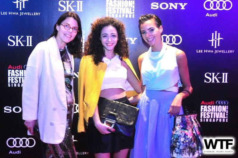WTFSG-audi-fashion-festival-2014-day-4-vip-guest_Rana