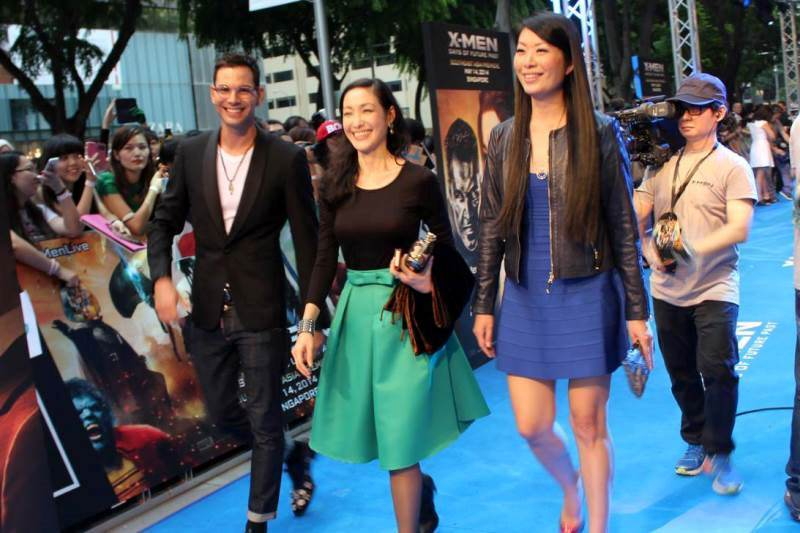 WTFSG-x-men-days-of-future-past-sea-premiere-singapore_bobby-tonelli_amy-cheng_beatrice-chia