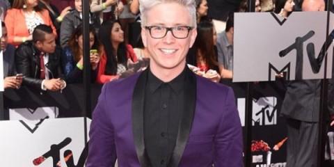 WTFSG_Tyler-Oakley-purple-tuxedo