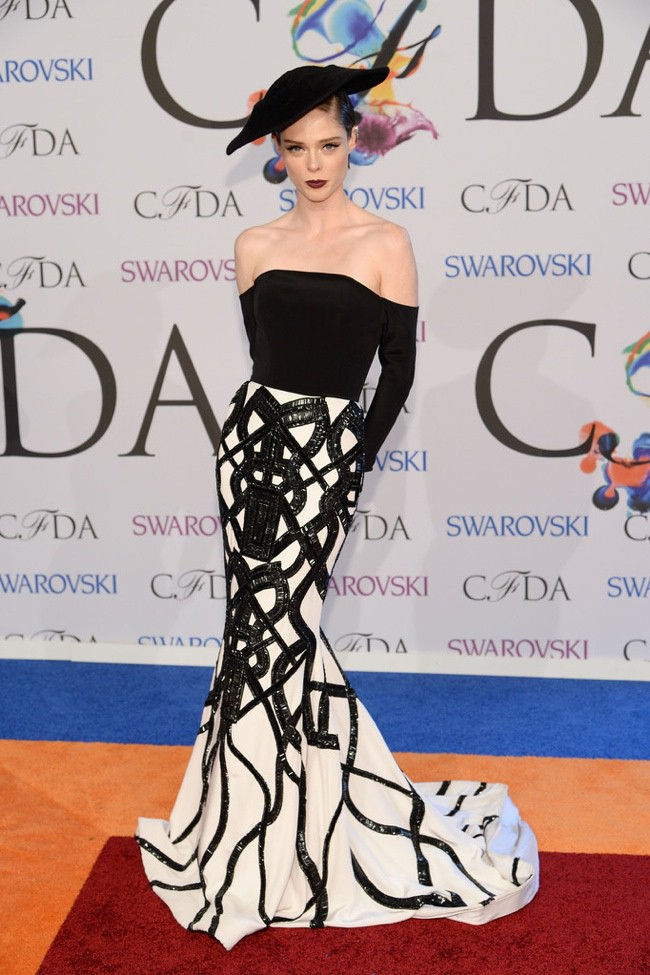 WTFSG-2014-cfda-fashion-awards-coco-rocha-christian-siriano