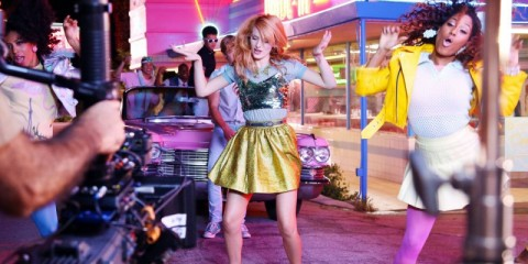 WTFSG-Bella-Thorne-Call-It-Whatever_Behind-The-Scenes