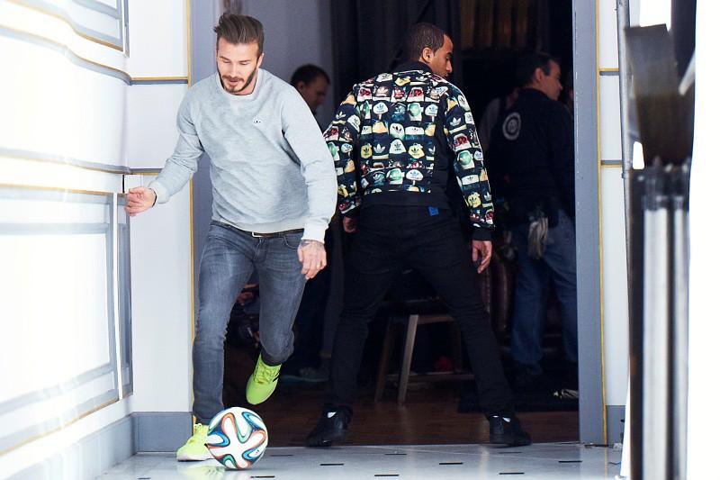 WTFSG-House Match-adidas-Football_David-Beckham_Zinedine-Zidane_Gareth-Bale_Lucas-Moura