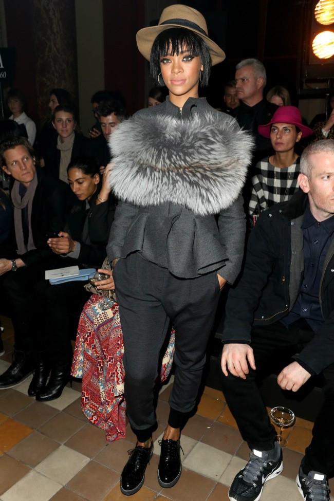 WTFSG-Rihanna-Lanvin-Fall-Winter-2014-Show-Paris