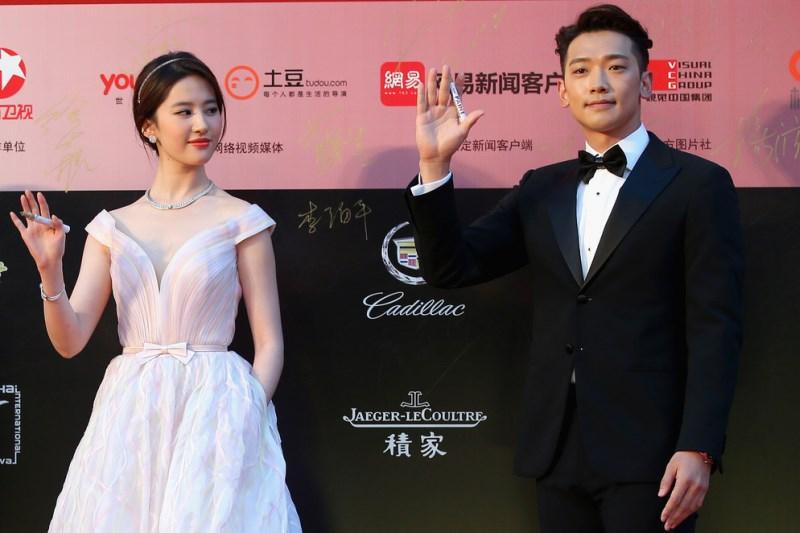 WTFSG_17th-shanghai-international-film-festival_Crystal-Liu_Rain