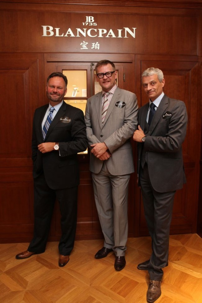 WTFSG_blancpain-opens-boutique-hong-kong_Marc-Junod_Kevin-Rollenhagen_Lionel-a-Marca