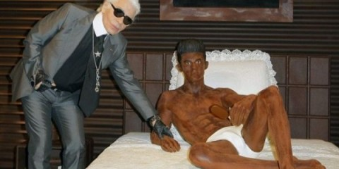 WTFSG_karl-largerfeld-life-size-chocolate-sculpture-of-baptiste-giabiconi