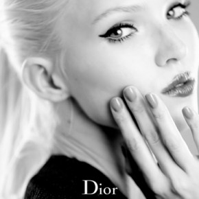 "Sasha Luss Returns for Dior Addict ""It-Lash"" Mascara Campaign"