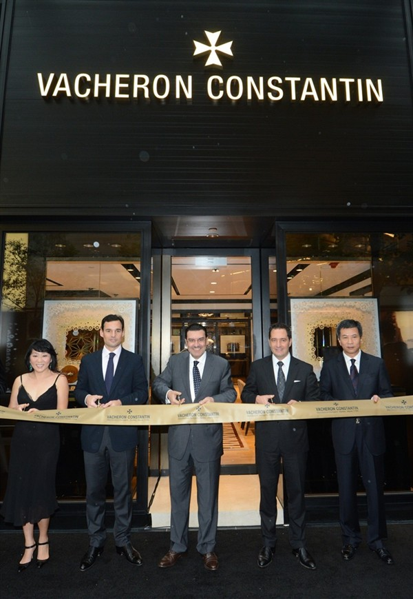WTFSG_vacheron-constantin-landmark-princes-opening-hk_Stephanie-Chong_Yann-Bouillonnec_Juan-Carlos-Torres_Julien-Tornare_Charlie-Lai