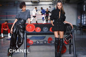WTFSG-Cara-delevingne-binx-walton-Chanel-Fall-Winter-2014-2