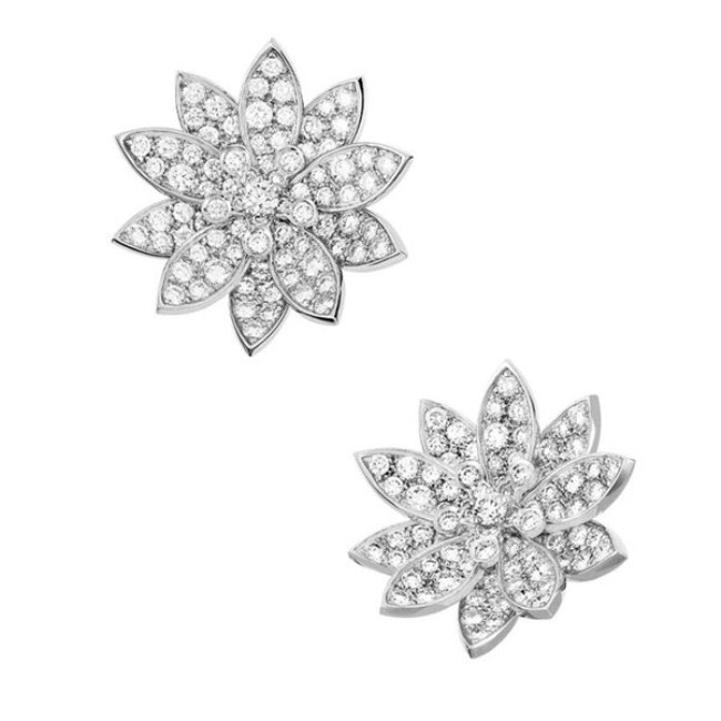 WTFSG_Lotus-Earrings-by-Van-Cleef-Arpels