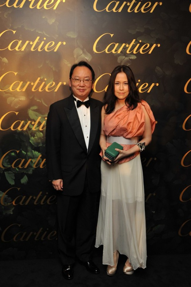 WTFSG_cartier-high-jewellery-collection-launch-hk_Rock-Chen_Helen-Chen