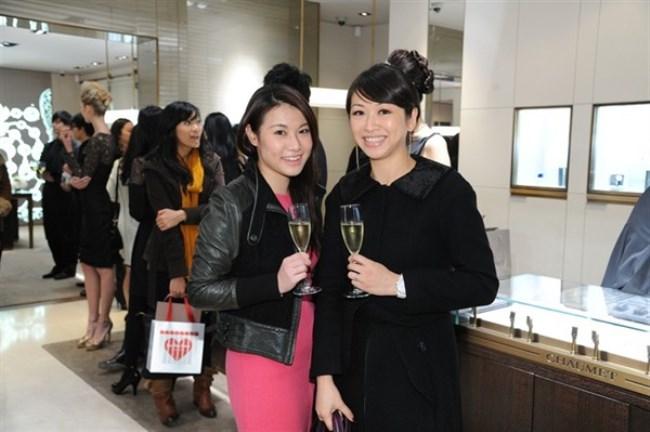 WTFSG_chaumet-reopens-elements-boutique-hong-kong_Jolie-Kwok_Phoebe-Lau