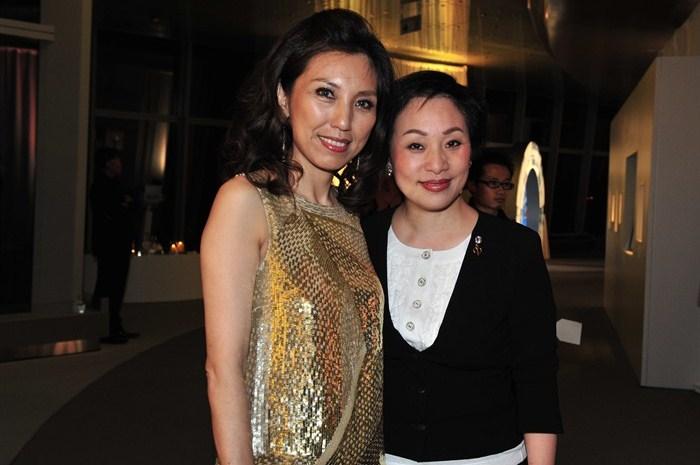 WTFSG_cle-de-peau-beaute-hosts-sky100-gala-10th-anniversary_Josephine-Liang_Nina-Lam