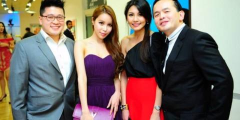 WTFSG_dermacare-celebrates-1st-anniversary_Dennis-Kwan_Dawn-Yang_Calin-Chan_Gerald-Teo