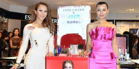 WTFSG_estee-lauder-lane-crawford-re-opening_Color-Stylish-Christmas