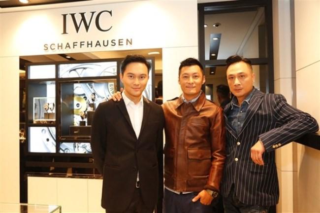 WTFSG_iwc-schaffhausen-pacific-place-hk_Julian-Cheung_Shawn-Yue_Francis-Ng