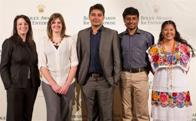 WTFSG_rolex-awards-young-laureates-2013