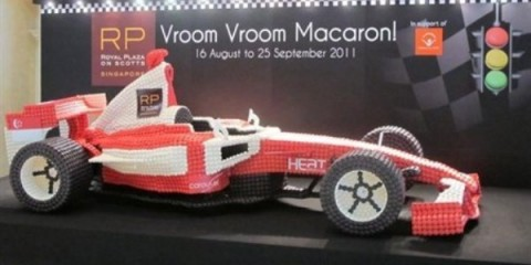 WTFSG_royal-plaza-on-scotts-singapore-bakes-life-sized-macaron-racecar