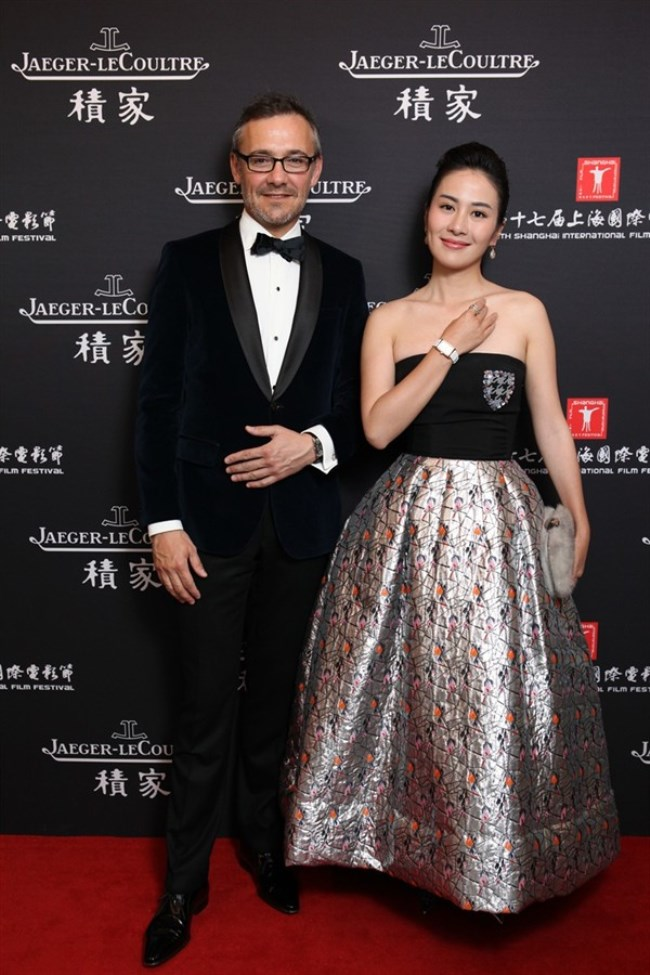 WTFSG_shanghai-international-film-festival-opening-night_Laurent-Vinay_Michelle-Ye