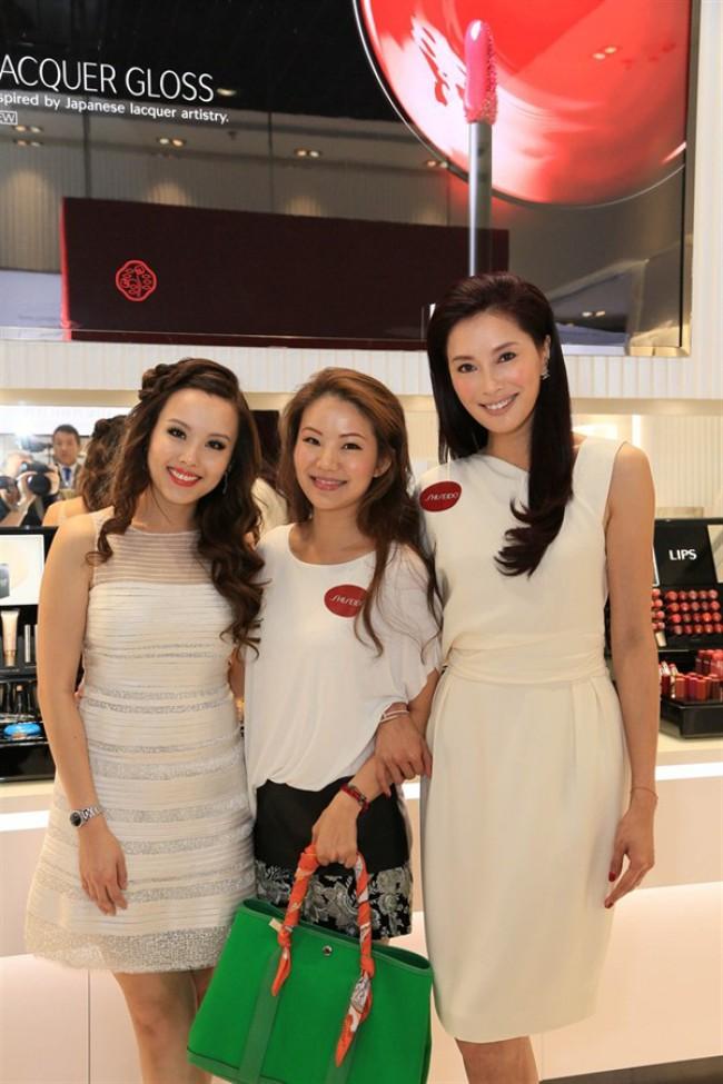 WTFSG_shiseido-re-opening-party-hong-kong_Rabeea-Yeung_Sharon-Cheung_Balia-Chan