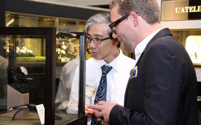 WTFSG_the-hour-glass-x-romain-jerome-official-launch_Vincent-Tan_Manuel-Emch