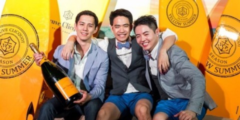 WTFSG_veuve-clicquot-yellow-summer-kick-off-party_Brian-Taam_Adam-So_Watson-Chao