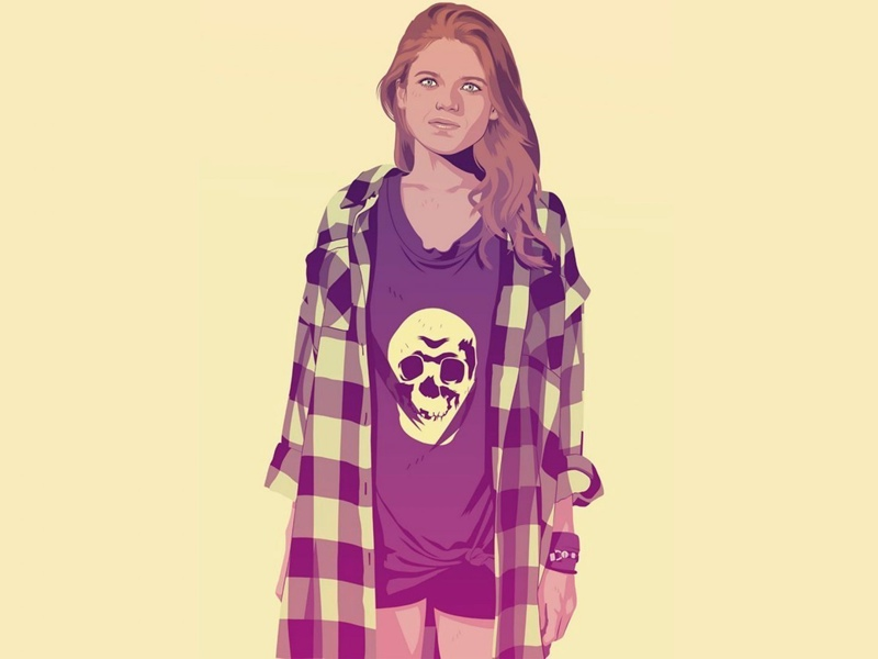 WTFSG_Game-Of-Thrones_Mike-Wrobel_Ygritte