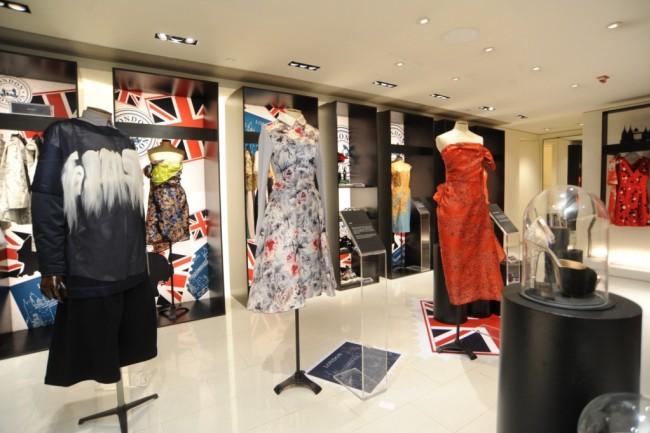 WTFSG_The-Great-Cast-of-British-Designers-Exhibition_Harvey-Nichols-Landmark_showcase