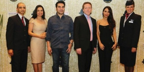WTFSG_british-airways-silent-picturehouse-mumbai_Radhika-Raikhy_Arbaaz-Khan_Christopher-Fordyce_Malaika-Arora-Kha