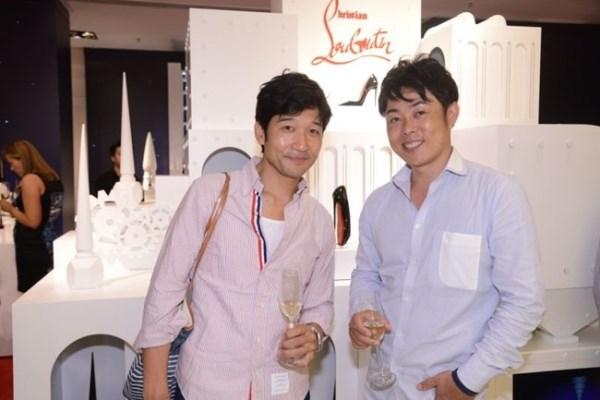 WTFSG_christian-louboutin-beaute-launch-cocktail_tomokazu-matsuyama-jun-takagi