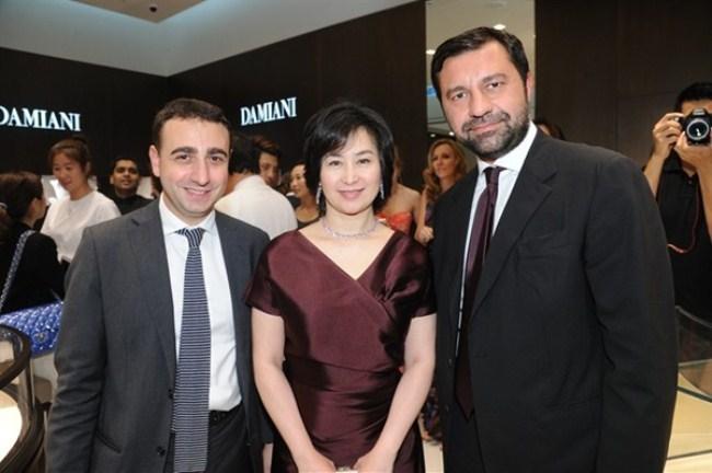 WTFSG_damiani-re-opens-hong-kong-flagship_Ernesto-Miraglia_Pansy-Ho_Giorgio-Damiani