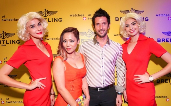 WTFSG_breitling-chronomat-30th-anni-exhibition_Amber-Lie_Marco-Scaioli