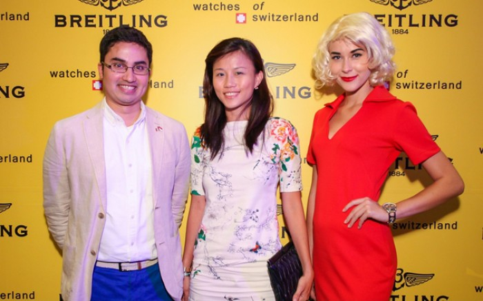 WTFSG_breitling-chronomat-30th-anni-exhibition_Rohan-Belliappa_Pauline-Wan