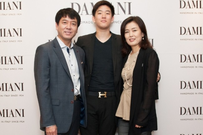 WTFSG_damiani-90th-anniversary-celebration_Park-Woo-Sik_Park-Chan-You_Han-Byung-Nam
