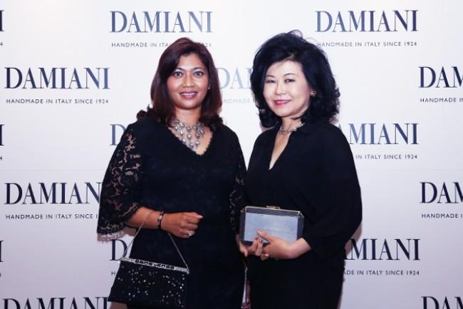 WTFSG_damiani-store-opening-starhill-gallery_Ida-Lokman_Lilian-Yap