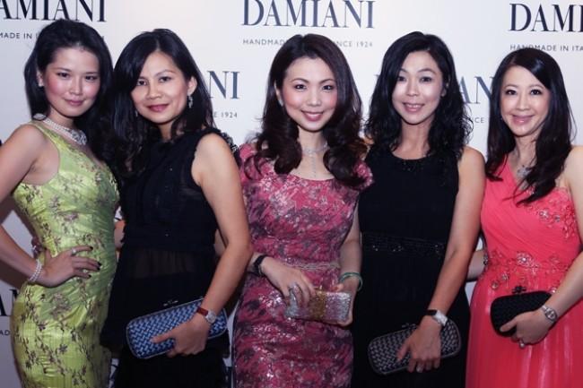 WTFSG_damiani-store-opening-starhill-gallery_Rachel-Chong_Jeslyn-Ho_Paulene-Gan_Fanny-Foo_Christine-Cheah