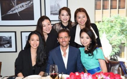 WTFSG_james-ferragamo-luncheon_Claudine-Ying_Natalie-Chan_James-Ferragamo_Josephine-Chiu_Winnie-Chiu_Anne-Wang-Liu