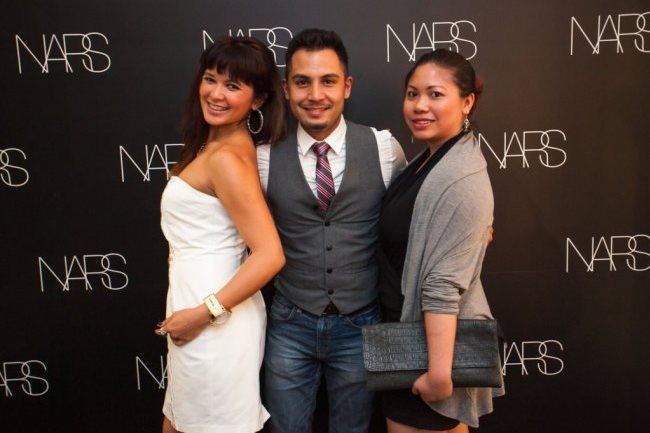 WTFSG_nars-cosmetics-cocktail-party_Cheryl-Miles_Keagan-Kang