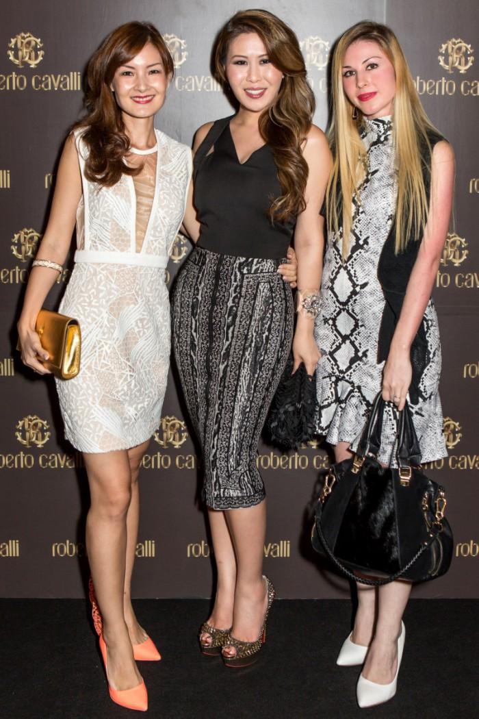 WTFSG_roberto-cavalli-flagship-boutique-opening_Samantha Chan_Yasminne Cheng_Vanessa Quek