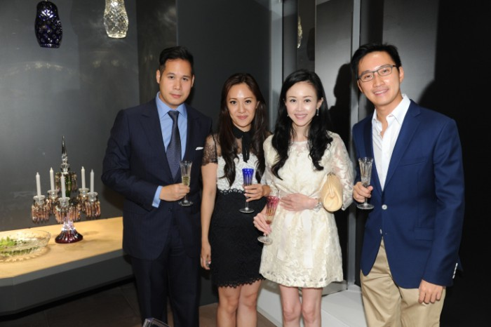 WTFSG_saint-louis-asia-flagship-store-grand-opening_Brandon_Jenny-Chau_Jacqueline-Chow_Evan-Chow