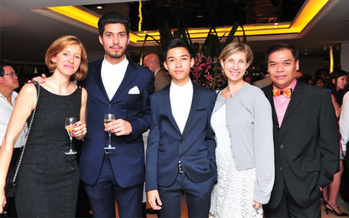 WTFSG_sofitel-so-singapore-official-opening_Marie-Virginie-Esch_Isabelle-Miaja_Family